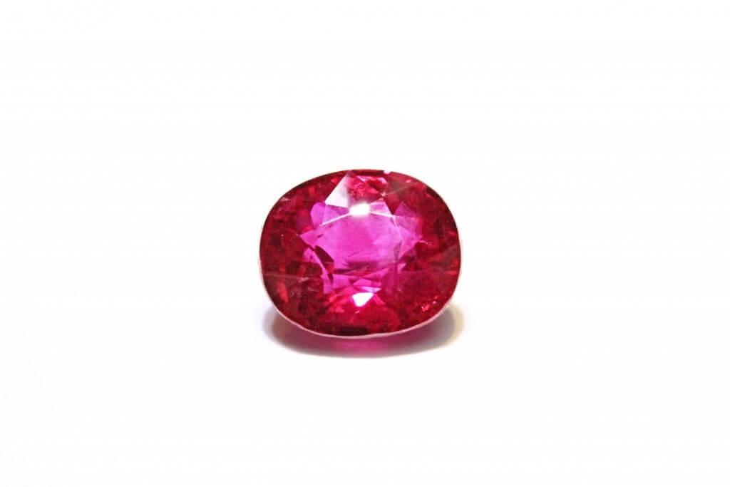 custom made ruby jewellery