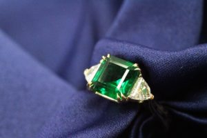 Emerald with