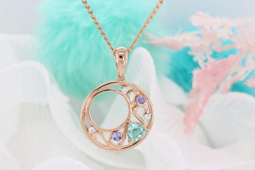 Fairytale Jewellery - Princess Jasmine Pendant